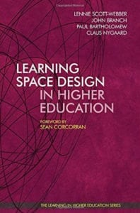 Learning space design in higher education - Lennie Scott-Webber John Branch Paul Bartholomew Claus Nygaard Libri Publishing Ltd - learning space design - learning spaces - how to design learning spaces
